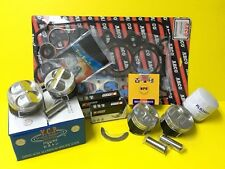 YCP Integra B18C Vtec CTR High Compression Pistons Racing Engine Kit PCT Type R