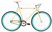 Golden Cycles Fixed Gear Single Speed Bike Bicycle Abigail 45 or 48 CM New