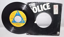 "US 7"" Single - The Police - De Do Do Do De Da Da Da - A&M AM-2275 - 1980"