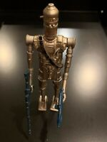 Vintage IG-88 Star Wars Action Figure 1980 Hong Kong - COMPLETE