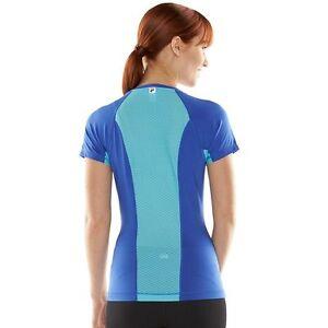 NWT FILA SPORT  Women's Active Performance Tee Shirt Exercise T-Shirts Sz XS-XL