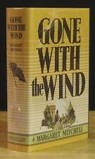 GONE WITH THE WIND (1936) MARGARET MITCHELL, 1ST EDITION, May Printing in DJ