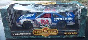 Ron Barfield # 94 New Holland Thunderbird 1/18 Scale Diecast NASCAR Model