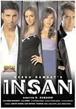 Insan (Hindi DVD) (2005) (English Subtitles) (Brand New Original DVD)