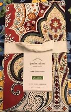 Pottery Barn JORDANA Sham, Size Euro, set of Two New W/ $39.50 each