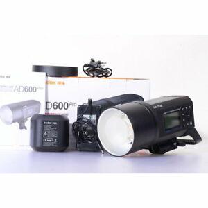 Godox WITSRO AD600 PRO Kompaktblitzgerät - Outdoor Blitz - Kabelloser Flash