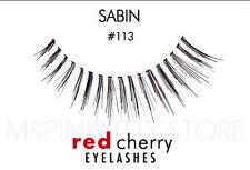 Red Cherry Lashes #113 False Eyelashes [LOT OF 3]* NEW*