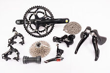 Shimano 105 5800 Racing Bicycle 11 Speed Groupset JAPAN 50-34t 11-32t Cog NEW