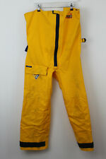 MUSTO HPX Gore-Tex Yachting Yellow Sailing Trousers size M