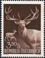 (Ref-12816) Austria 1959 Int.Hunting Congress 3s.50 Red Deer SG.1341 Mint (MNH)