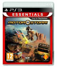 MotorStorm: PlayStation 3 Essentials (PS3) - Game  OCVG The Cheap Fast Free Post