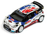 CITROEN DS3 WRC #22  RALLY MONTE CARLO 2013 RAM544 IXO 1-43 scale Model