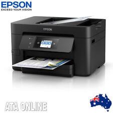 Epson Workforce WF-3725 Inkjet Printer, Copy, Fax, Scan + Auto Duplex + Wi-Fi
