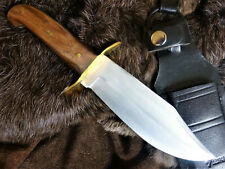 Jagdmesser Messer Bowie Buschmesser Machete - Mächtiges Bowiemesser große Klinge