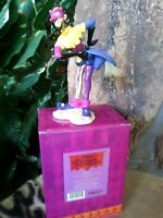 CLOPIN WITH HAT OF FEATHERS,ENESCO CERAMIC FIGURINE,HUNCHBACK OF NOTRE DAME, MIB