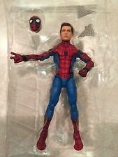 "Marvel Legends Spider-Man Homecoming Tru 2-Pack Tech Suit 6"" Figure Unmasked"