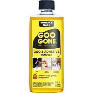 Goo Gone - Ink, Tar, Sticker, Gum Remover - 59ml (2oz) - Official UK Supplier