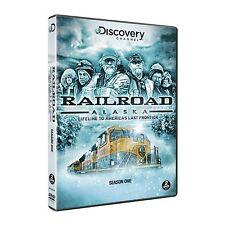 Railroad Alaska [DVD-R]