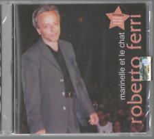 LOTTO ROBERTO FERRI (DE ANDRE,VASCO) 25 CD MARINELLE E LE CHAT SIGILLATI