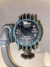 Taco 0012 Sf4 Potable Circulating Pump18hpflanged