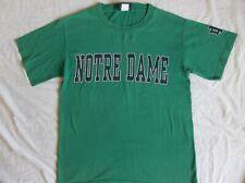 Notre Dame Fighting Irish Mens Shirt Medium