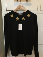 Brand New Bella Freud Cashmere Star Jumper Size S