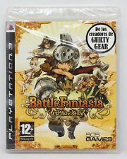 BATTLE FANTASIA BATTLEFANTASIA - PLAYSTATION 3 PS3 PLAY STATION PAL ESPAÑA NUEVO