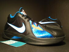 2010 Nike Zoom KEVIN DURANT KD III 3 OKC AWAY BLACK BLUE ORANGE 417279-001 DS 11