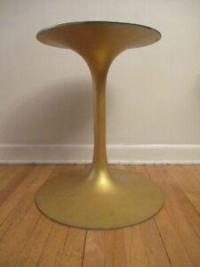 Tulip Table Base ONLY Mid-century Modern Cast Aluminum Saarinen Eames Era