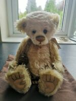 "Charlie Bears Isabelle Collection Mohair - Emmeline 9.5"" - Retired - SJ4613"