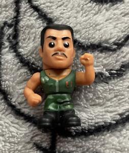 B Disney Pixar Toy Story 4 Mattel Mini Figure Combat Carl