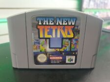 The New Tetris Nintendo 64 Fast & Free Delivery