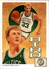 Larry Bird #77 Upper Deck 1991/92 NBA Basketball Card