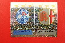 Panini Calciatori 2000/01 N.  624 ALBINOLEFFE ALESSANDRIA SCUDETTO NEW  EDICOLA!