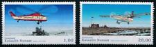 Greenland 2013 Aviation, Civil Aircraft, Helicopter & Twin Otter, UNM / MNH