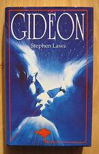 Livre Giddeon de Stephen Laws