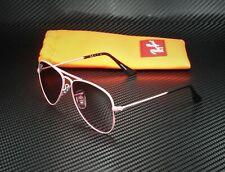 RAY BAN KIDS RJ9506S 211 7E Aviator Pink Mirror Silver Gradient 52 Sunglasses