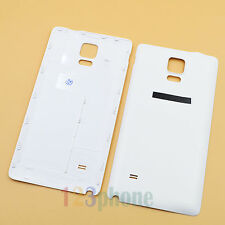 Cubierta Posterior para Batería Trasera Blanco Carcasa para Samsung Galaxy Note 4 N9100
