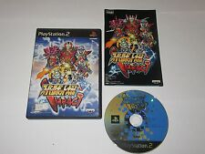 Super Robot Taisen Impact - PlayStation 2 PS2 Japan Import
