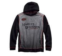 Harley-Davidson Men's Iron Block Pullover Hoodie - 99001-17VM