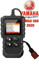 Yamaha  FI, OBD2 fault code scanner diagnostic tool T-MAX 560 2020