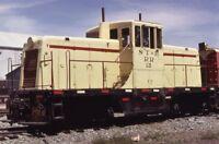 STOCKTON TERMINAL AND EASTERN RAILROAD #12 California Short Line Photo Slide