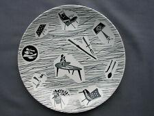 """Ridgway Homemaker 23cm 9"""" dinner plate c1960s"""