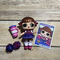 LOL Surprise ALL STAR BB's CHEER SQUAD LINE DANCER Big Sis Glitter Cheerleader