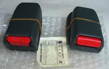 Seat Belt Buckle Kit | 1989-1991 Geo Metro Suzuki Swift MK2 | Genuine OEM NEW!