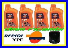 Kit Tagliando HONDA CBR 929 RR 00>01 Filtro Olio REPSOL RACING 900 2000 2001