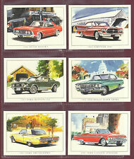 STOCK CLEARANCE -100 SETS OF L 13 AMERICAN CARS OF THE 1960s  -  ONLY  £ 95