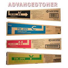 GENUINE Kyocera TK-899 Toner - Yellow