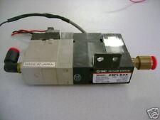 SMC ZSP1-BOX VACUUM SWITCH W/ VJ114 MINI SOLENOID VALVE
