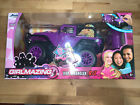 Purple Remote Control Toy Barbie Doll Car Rc Vehicle Big Foot Jeep Teen Girl Kid